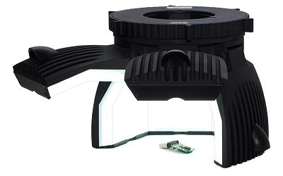 SUNFLOWER stereomicroscope LED illuminator