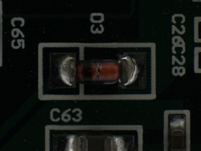 SMD diode bracketed image 1