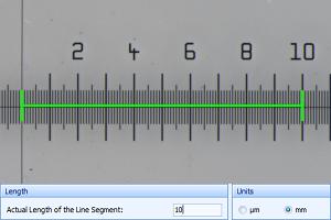 QuickPHOTO calibration