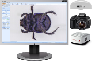 Quickphoto camera microscope software promicra
